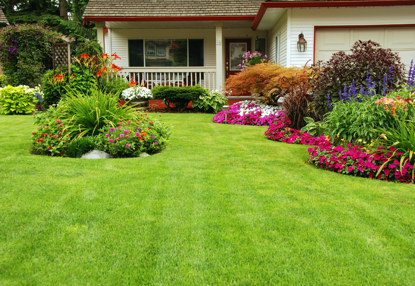 Spring Landscape Design Ideas for 2015
