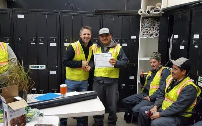Gro November Employee of the Month