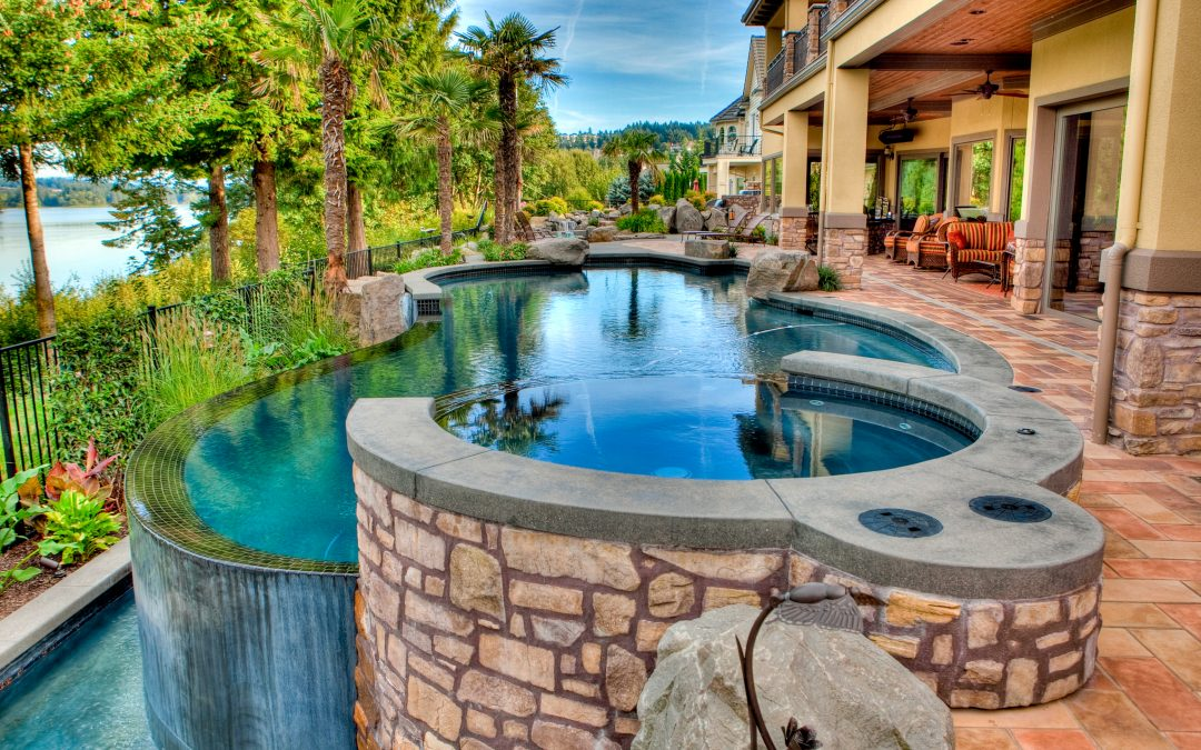 Picking the perfect water feature for your yard