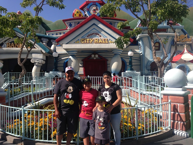 GRO Colleague Visits the Happiest Place on Earth
