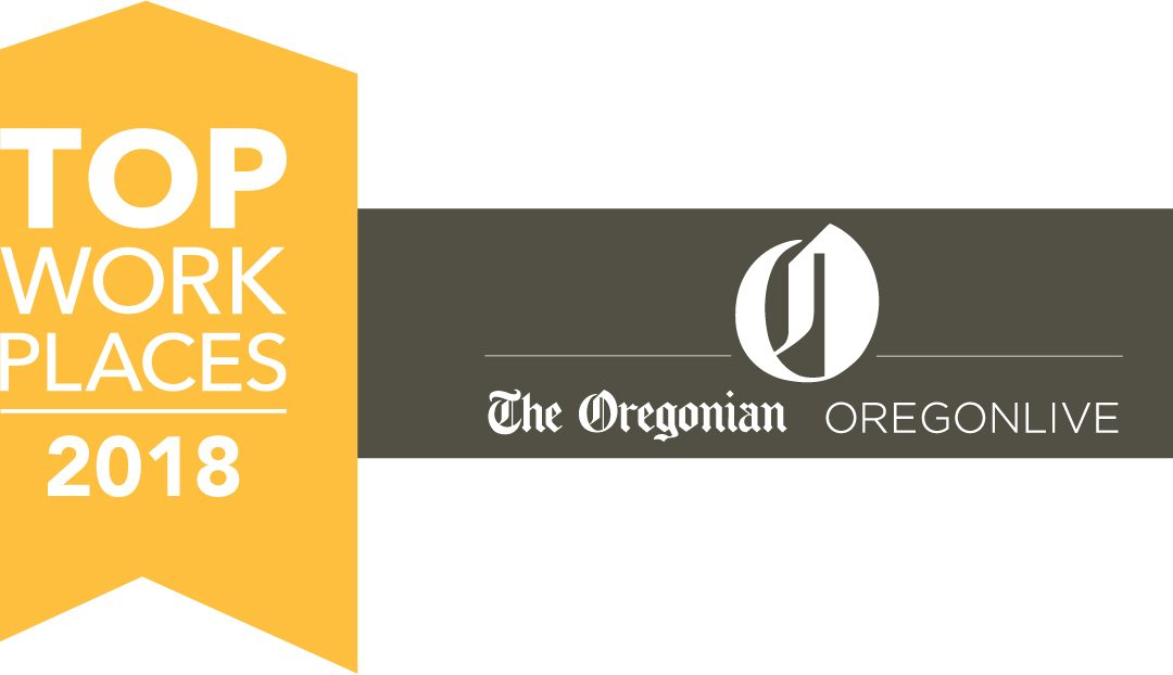 GRO OUTDOOR LIVING RECOGNIZED AS ONE OF THE 45 BEST SMALL EMPLOYERS IN OREGON AND SW WASHINGTON